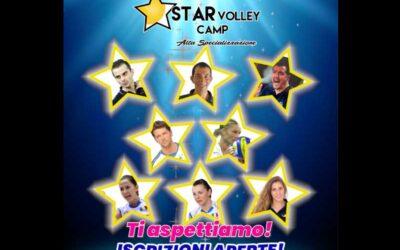 Le Stelle dello Star Volley Camp 2021