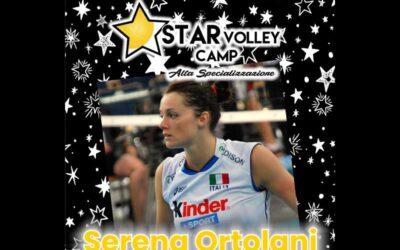 Diamo il benvenuto a Serena Ortolani!